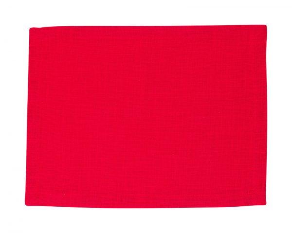 Scantex Tischset Mino in verschiedenen Farben - Rot