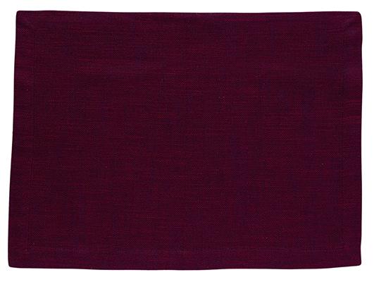 Scantex Tischset Mino in verschiedenen Farben - Dark Purple