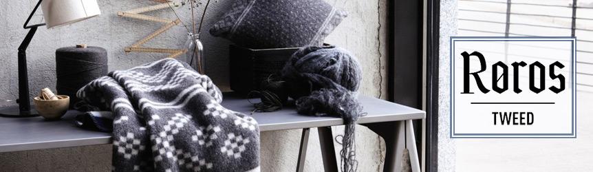 Roros Tweed Wolldecken