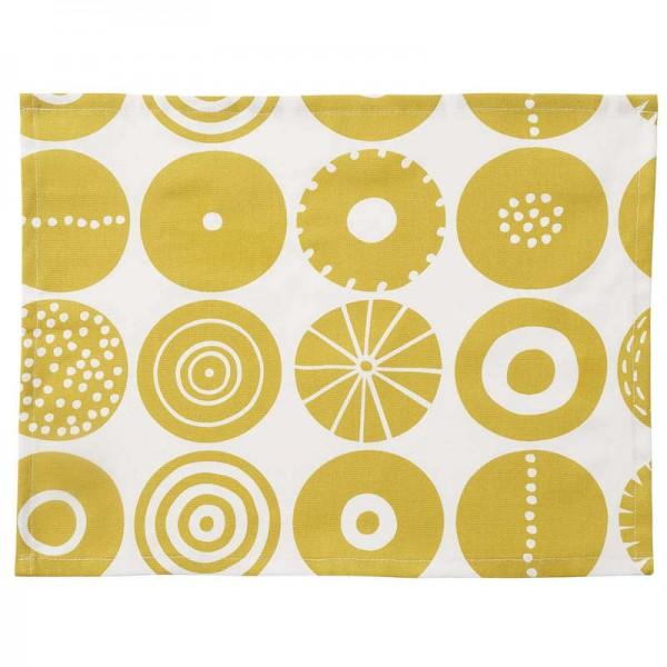 Klippan Tischläufer Candy yellow