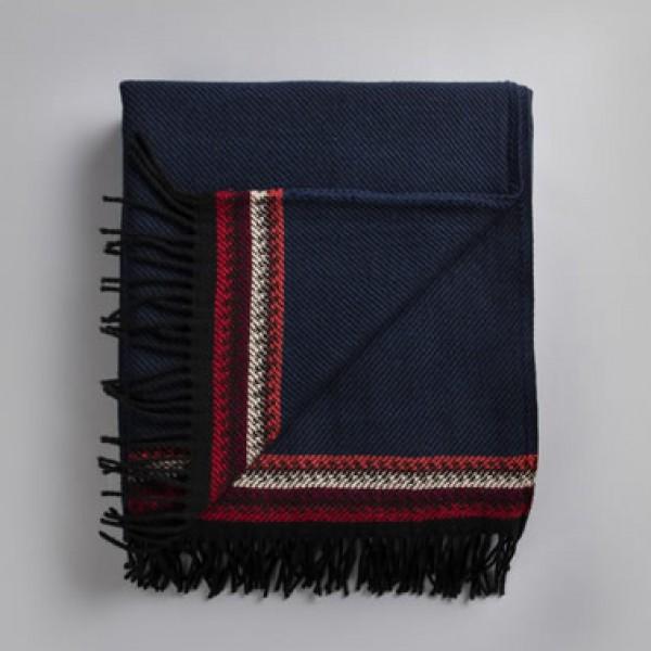 Roros Tweed Akle Dark blue