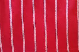 Scantex Geschirrtuch Brasserie verschiedenen Farben - Rot-Weiss