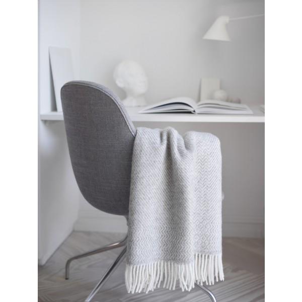 Roros Tweed Kattefot light grey
