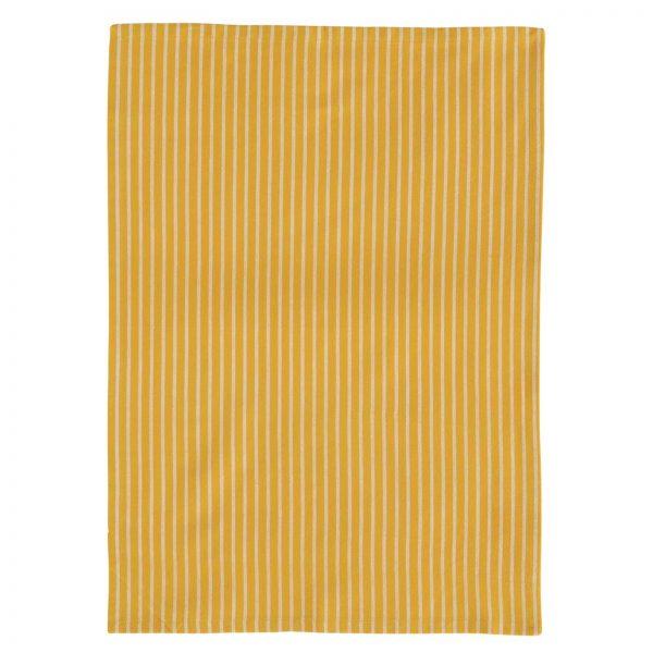 Scantex Geschirrtuch Lauri - Yellow-White