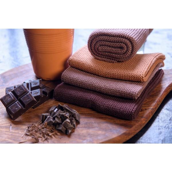 Solwang Wischtuch Schokoladen Kombi