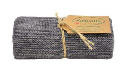 Solwang Handtuch Graue Farben -Bio-
