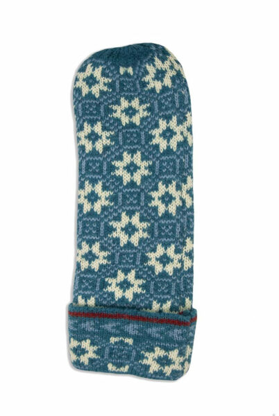 Börjesson Handschuhe Myren blau
