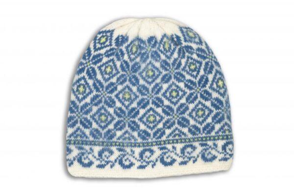 Börjesson Mütze Moliden blau