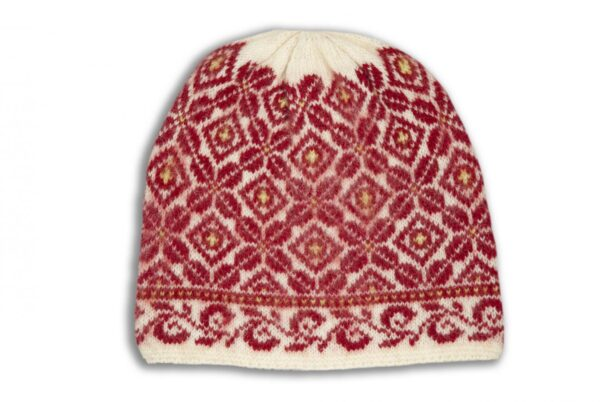 Börjesson Mütze Moliden rot