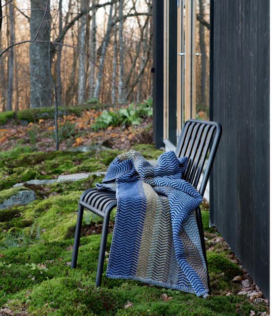 Roros Tweed Wolldecke Fri